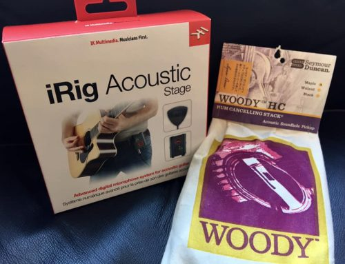 for acoustic people…