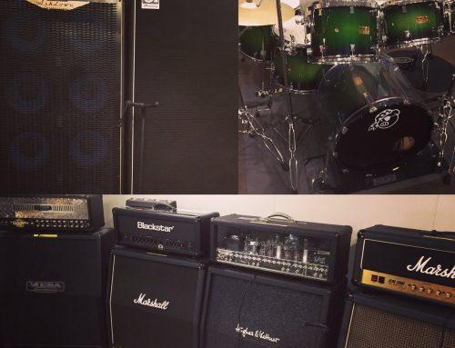 バンドリハーサルスタジオのご案内
