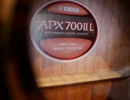 エレアコ(レフトハンド)「YAMAHA APX Ⅱ L」入荷のお知らせ